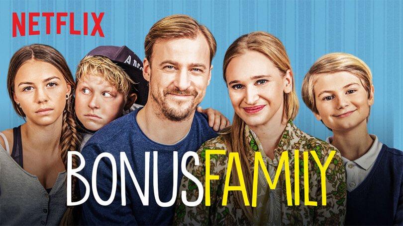 Una familia Unida (The Bonus Family) Temporada 2 Completa Espa&ntildeol