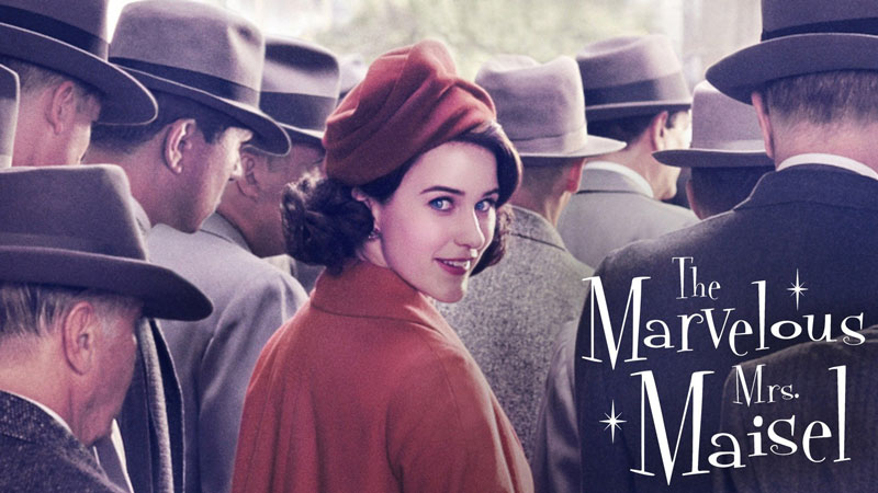 The Marvelous Mrs Maisel 2x06 al 2x10 Espa&ntildeol Disponible