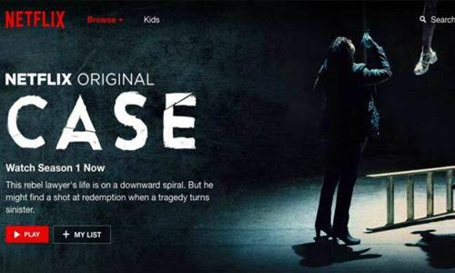CASE, el extraño caso de la bailarina suicidada – Series de televisión y documentales de ayer y de hoy