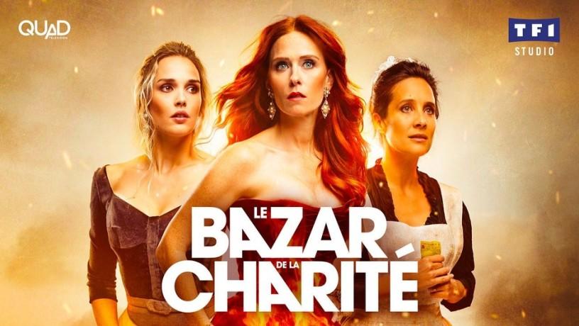 El Bazar De La Caridad Granguiñolismo Y Culebrón Series De Televisión Y Documentales De Ayer Y De Hoy
